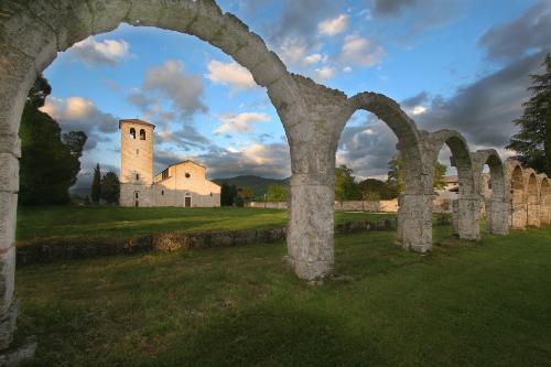 complesso monumentale di S. Vincenzo maggiore