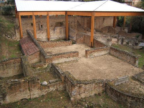 Complesso delle Terme Romane a Chieti