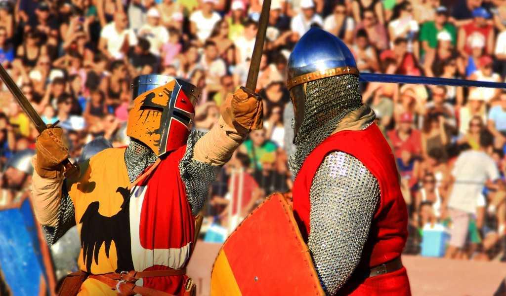 oria_Corteo_Storico_di_Federico_II_e_Torneo_dei_Rioni_battaglia