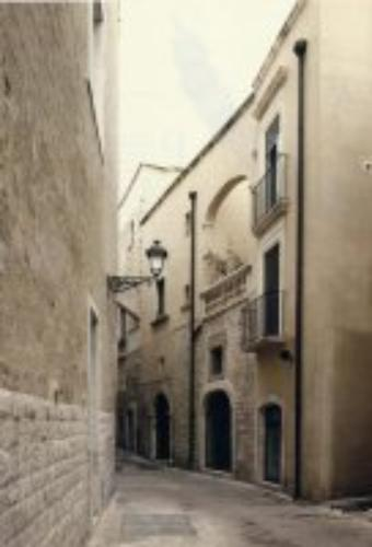 Facciata Palazzo Simi