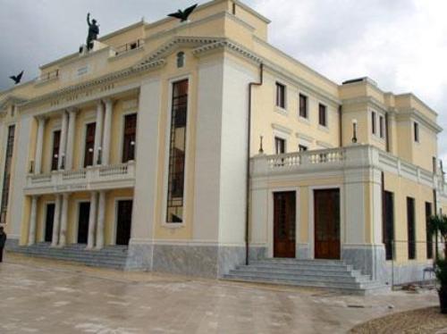 Museo civico d'arte contemporanea - Pinacotec